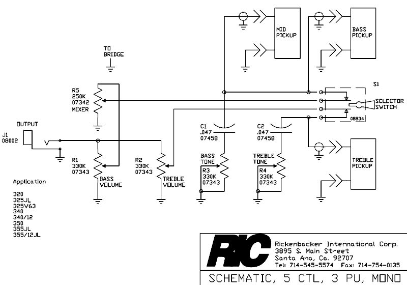 rickenbacker wiring up wiring free printable wiring diagrams